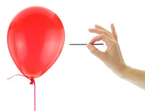 Balloon-popping-business-risk