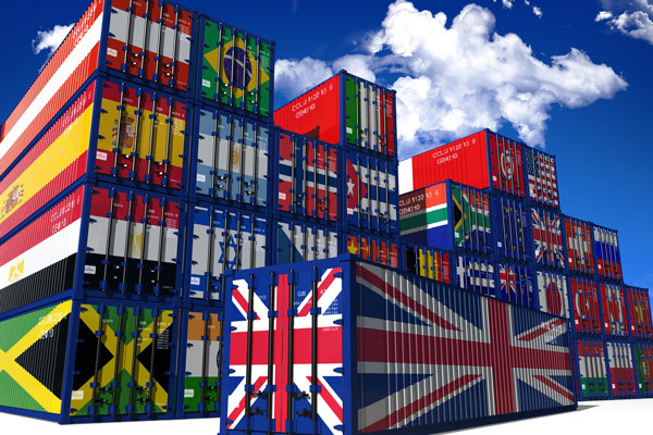 Containers-international-trade